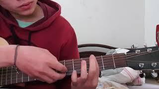 Intro Về phía mưa- Thế Bảo guitar hướng dẫn có kèm tab