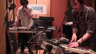 "Radio K live at SXSW: Holy Fuck - ""Sht Mtn"""