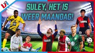Suley Over Messi, Maradona, Moukoko, Hazard, Cavani, Weghorst En Meer! (Hele Uitzending)