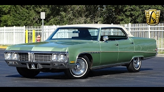 1970 Buick Electra 225 Gateway Classic Cars Orlando #718