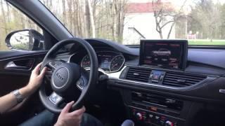 2017 Audi A6 2.0T: Driving