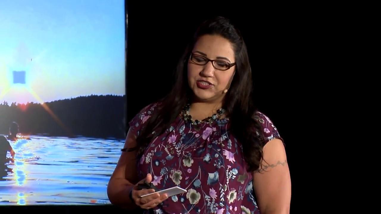 Indigenous Tourism   Dené Sinclair   TEDxWinnipeg