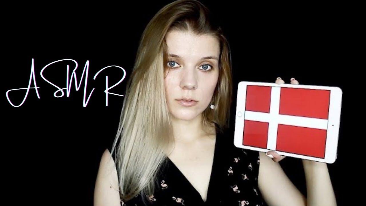 German ASMR Fakten über Dänemark