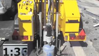 A1 Highways Diamond Core-Drilling on the Centenary Hwy Thumbnail