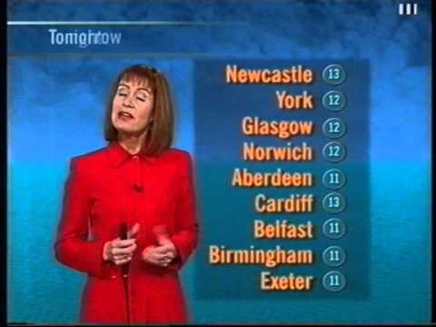 ITV National Weather 14-10-99