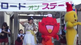 カルチュアロード2011(弘前土手町・蓬莱広場) りんご娘ライブ より「...