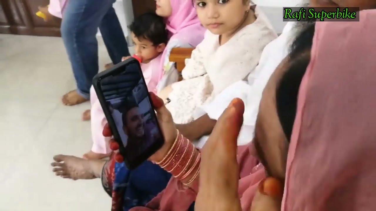 Tangisan Orang Tua Bila Anak - Anak Tidak Dapat Pulang Hari Raya Aidilfitri Kerana PKP
