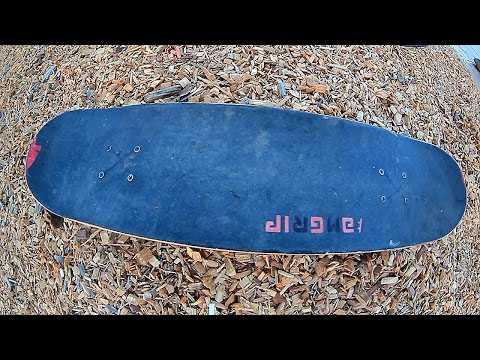WORST BOARD AT FREMONT SKATEPARK!
