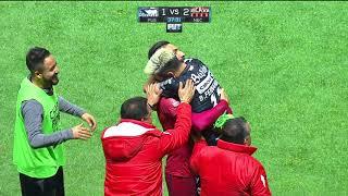 Puebla 1-4 Necaxa | J5 - Clausura 2019 - Resumen