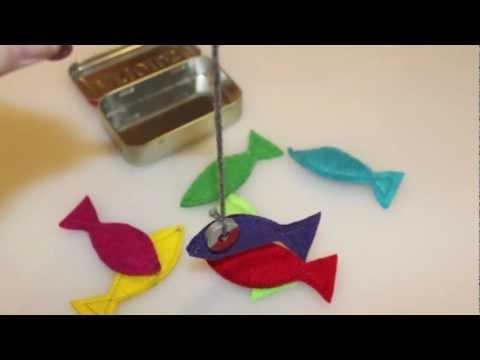 Mini Fishing Game