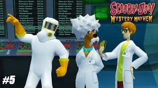 Scooby-Doo! Mystery Mayhem - PS2 Playthrough 1080p Hi-Tech Terror (PCSX2) PART 5