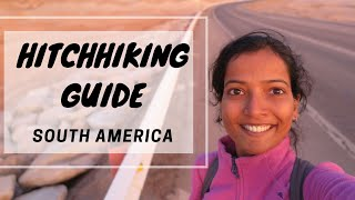 HITCHHIKING GUIDE   South America