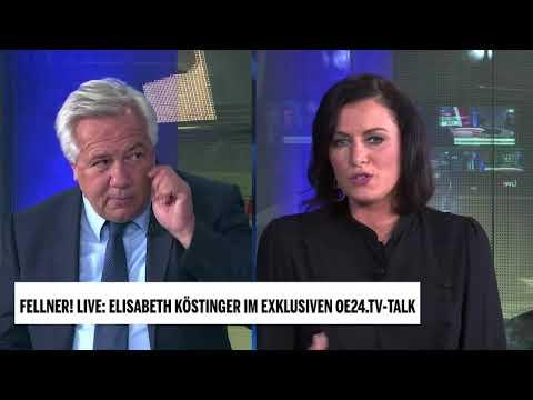 Fellner! Live: Elisabeth Köstinger im exklusiven oe24.TV-Talk