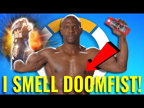 I SMELL DOOMFIST!  - Unity Day [Overwatch]
