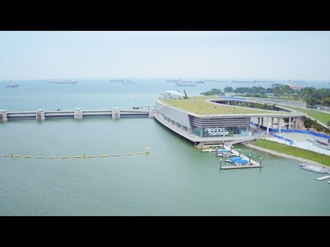 Marina Barrage: A Singapore Sucess Story