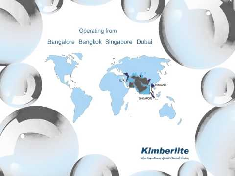 Kimberlite Chemicals India Pvt. Limited. Corporate Presentation