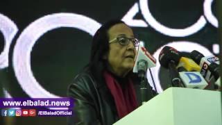 لميس جابر تطالب بتغليط العقوبات علي منشيء العقارات المخالفة.. فيديو