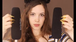I Nailed This ASMR Mic Scratching - 9765% Tingles