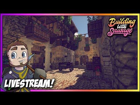 Minecraft - ITALIAN STYLE ISLAND!!! [Conquest Reforged Mod]