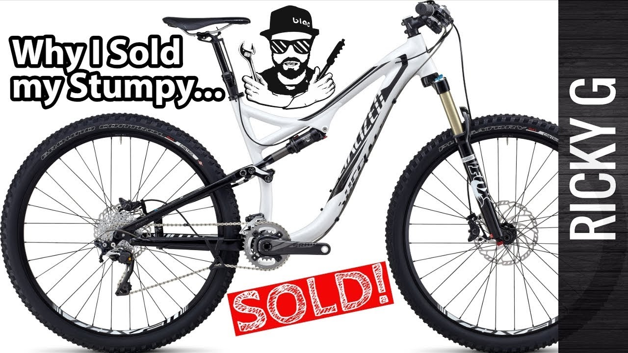 eb99b801494 Why I Sold My 2014 Specialized Stumpjumper - YouTube