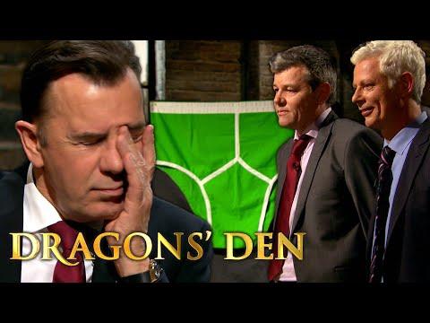 Board Games Or Bored Games? | Dragons' Den