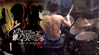 Kyle Abbott - Bullet For My Valentine - Hand Of Blood (Drum Cover)
