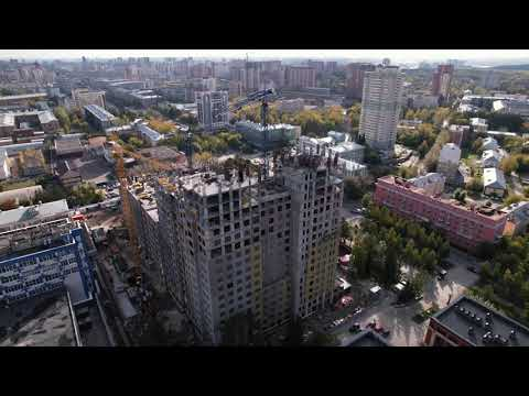 Дом Нобель - Ход строительства Сентябрь 2021