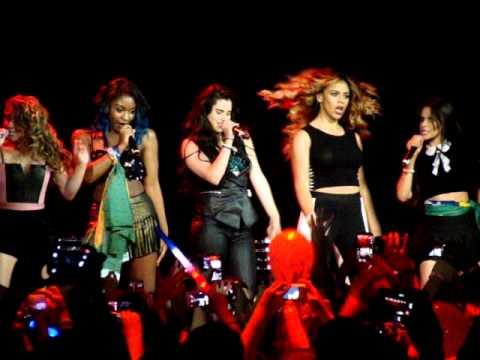 "Fifth Harmony - Better Together + Speaking  ""Camila Gostosa"" Rio de Janeiro 101014"