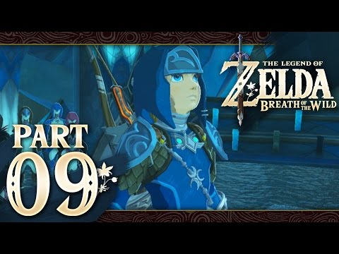 The Legend of Zelda: Breath of the Wild - Part 9 - Zora Set