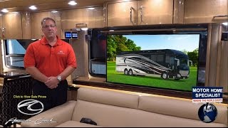 American Coach Heritage Edition Luxury RV Review at Motor Home Specialist