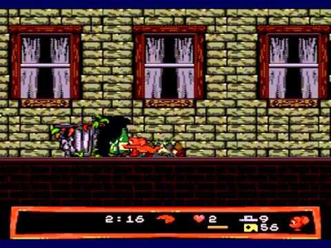Игра Том И Джерри (Sega)
