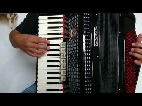 Vídeo aula acordeon Fundo da grota