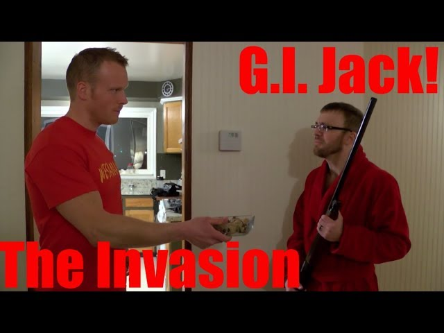 G.I. Jack! 4 The Invasion