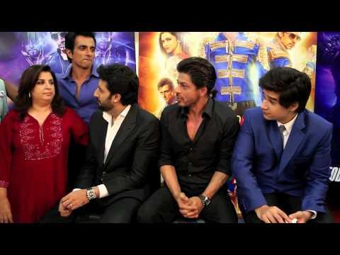 Extended Cut Ep2: #MMWorld Interview: Shah Rukh Khan, Abhishek Bachchan & the HNY Gang