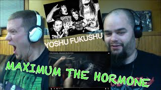 MAXIMUM THE HORMONE - YOSHU FUKUSHU🤘🤘🤘