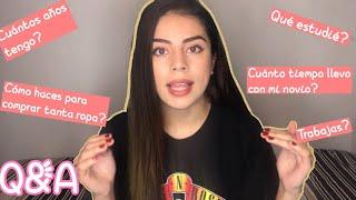 CONTESTANDO PREGUNTAS DE INSTAGRAM / PREGUNTAS Y RESPUESTAS - Q&A Karla Jaramillo