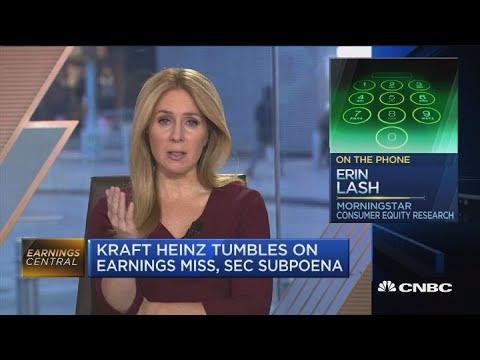 Morningstar's Erin Lash dissects Kraft Heinz's earnings miss