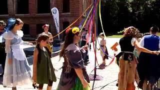 Fairy Maypole lesson