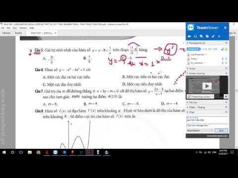 Luyện đề 2017 Tập 26 - Đề 9 - Câu 1-34 luyện thi đại học toán hình học hay