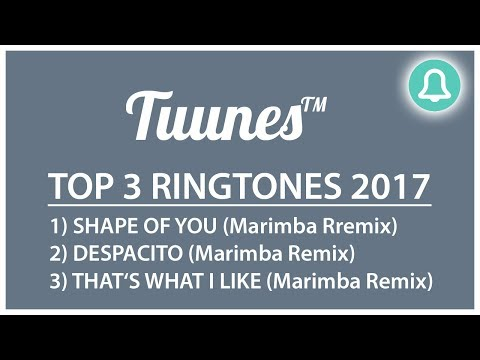 TUUNES™ Top 3 Best Ringtones 2017 for iPhone and Android [Download Links]