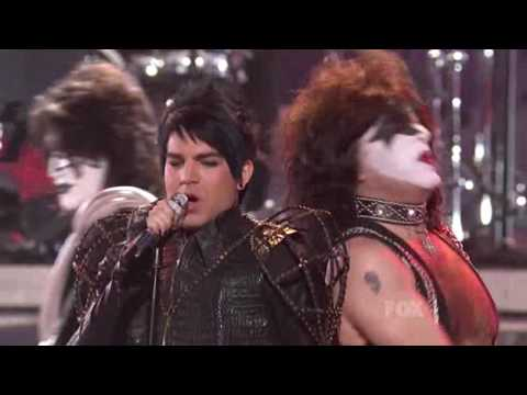 Kiss On American Idol