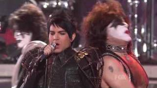 Kiss On American Idol