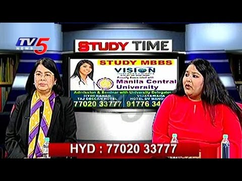 Study MBBS In Philippines | Vision Overseas Careers | Study Time | TV5 News