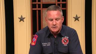 GPFD Chief Robert Fite Cancer Update thumbnail