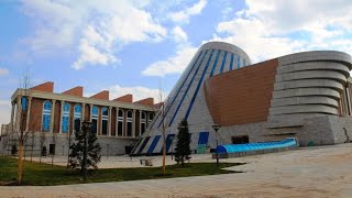 Национальный музей Таджикистана вошел в топ лучших по России и СНГ