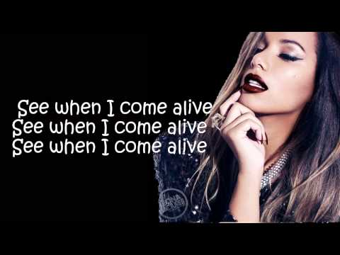 "Leona Lewis - Come Alive (Studio Version) [Lyrics On Screen] ""Glassheart"""