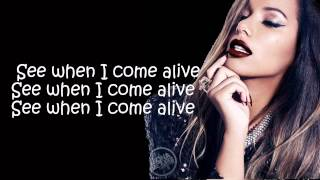 "Leona Lewis - Come Alive (Studio Version) [Lyrics On Screen] ""Glassheart"""