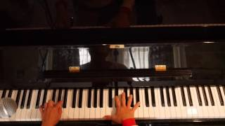 "How to Play Bee Gees ""How Deep Is Your Love"" Jazzy Chords Tips piano keyboard tutorial"