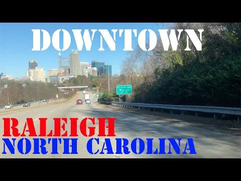 Downtown Drive - Raleigh, North Carolina