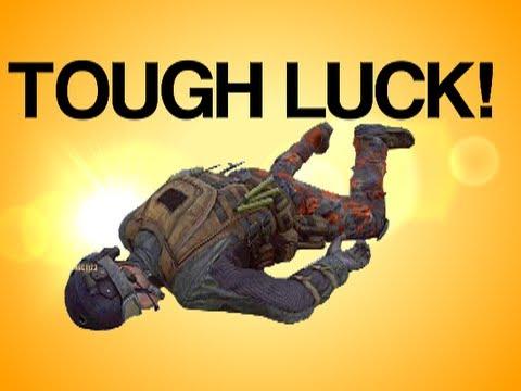 Black Ops 2: Tough Luck